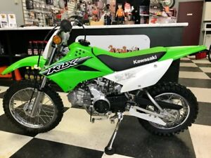 Just like new 2016 Kawasaki klx 110  $2599