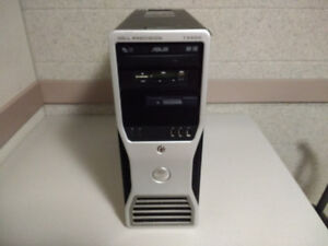 Dell Precision T3500 Workstation/Gaming PC