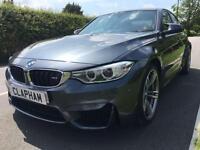 2016 BMW M3 3.0 DCT