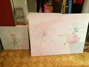 Hand made Paintings for kids room