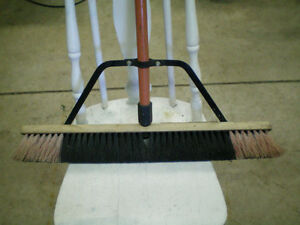 PUSHBROOM