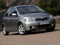 Toyota Yaris (3door) breaking for parts cheap