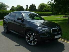image for 2017 BMW X6 xDrive30d M Sport 5dr Step Auto COUPE Diesel Automatic