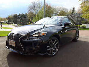 2016 Lexus IS 300 FSPORT Series2 Sedan