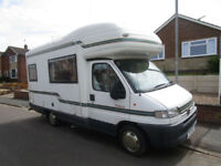 Auto-Sleepers Pollensa 5 Berth End Kitchen Motorhome For Sale Ref 13699