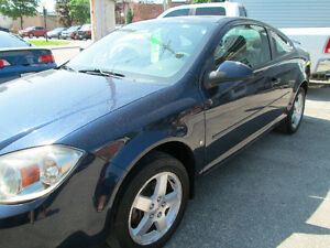 2009 Pontiac G5 Coupe,146,000kms sold with a safety certificate