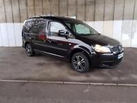 2014 Volkswagen Caddy Maxi 1.6TDI ( 102PS ) C20 5seat DSG Maxi