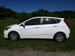 2014 Hyundai Four door accent
