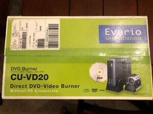 JVC Everio DVD Burner CU VD20