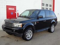 2008 Range Rover Sport HSE ~ Accident Free ~ $19,999