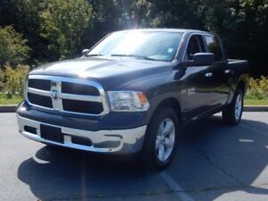 2017 RAM 1500 OUTDOORSMAN! JUST IN!
