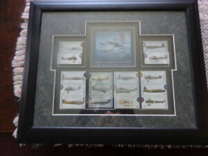 ROYAL CANADIAN AIR FORCE COMMEMORATIVE STAMPS