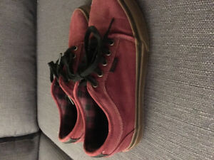 Vans Skateboard Shoes 7.5 men
