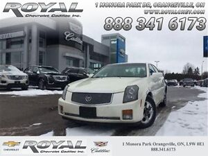 2006 Cadillac CTS Luxury