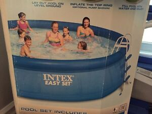 Piscine gonflable 16'