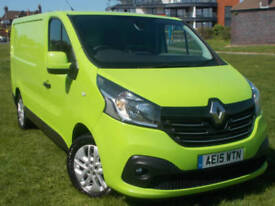 Renault Trafic 1.6dCi Energy SL27 120 Sport