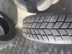 Hankook winter tires 185 65 r14
