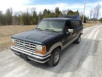 1990 Ford Rangwe XLT