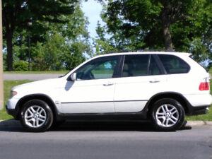 BMW X5 2006 3l