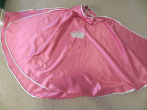 Girls' Princess Capes - (2 available)