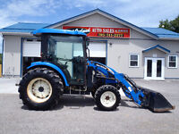 2008 New Holland T2320 4x4 Peterborough Peterborough Area Preview