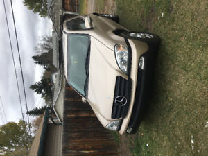 2003 Mercedes-Benz 300-Series ML350 SUV, Crossover