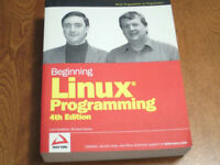Beginning Linux Programming university textbook
