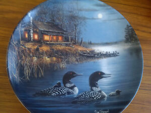 Collector's Dish - Moonlight Echoes Prince George British Columbia image 1