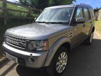 LAND ROVER DISCOVERY 4 SDV6 HSE 12 REG