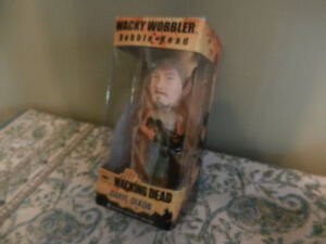 Walking dead Bobble Head Wacky Wobbler Daryl Dixon