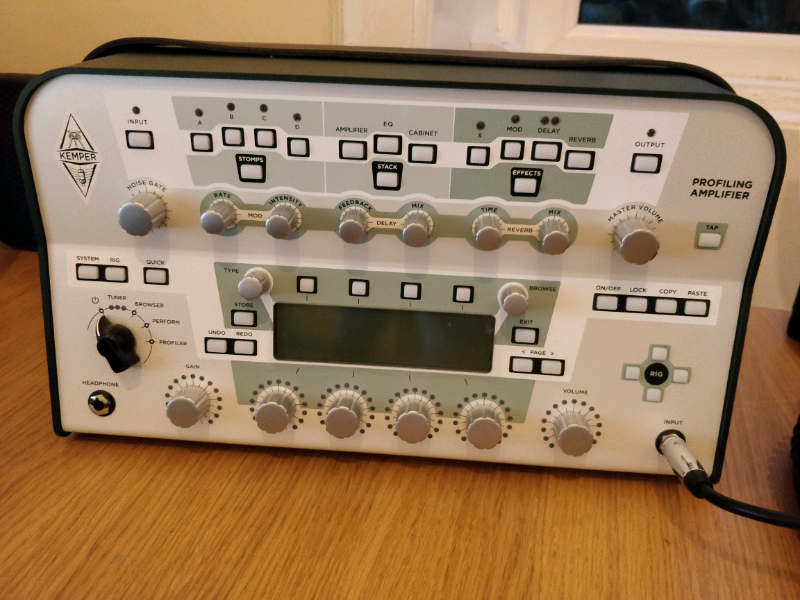 Kemper 'Toaster' Head (unpowered) | in Southside, Glasgow | Gumtree