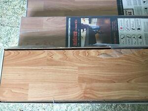 Adore Laminate Flooring, Canadian Maple Finish