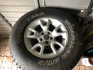 Tires for Ford Ranger