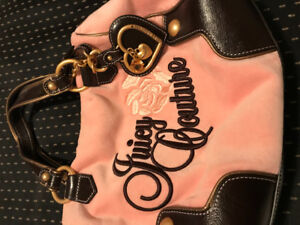 Brand new young ladies Juicy Couture pink purse