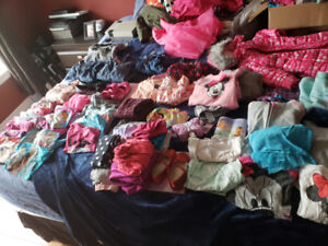 Girls clothes 4 to 6