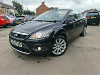 2009 Ford FOCUS CC 2.0 TDCi CC-3 2dr [DPF], MOT 17/06/2022, 2 FORMER KEEPERS, HP