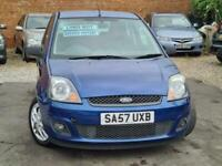 2007 Ford Fiesta Style Climate 16v 1.3 Hatchback Petrol Manual