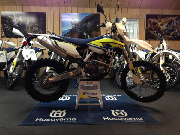 Used 2016 Husqvarna Dual Purpose