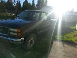 2004 dodge sx and 1995 gmc 1500