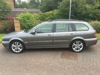 Jaguar X-Type Sovereign 3.0L V6 Auto 4x4 Estate 2007 (57)