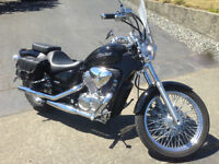 2004 Honda Shadow 600 VLX