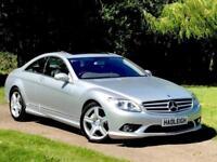2007/07 Mercedes-Benz CL 500 CL500 5.5 AUTO 59K MILES MBFSH . . ONE OWNER . .