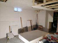 Drywall Renovation and Repair