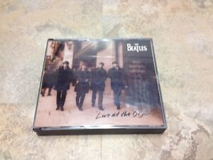 THE BEATLES - LIVE AT THE BBC - CD
