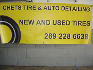 CHETS TIRE  AND AUTO DETAILING