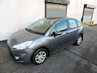 60 Citroen C3 1.1i 8v VT Damaged Salvage Repairable Cat D