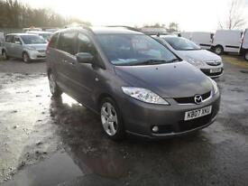 2007 Mazda 5 2.0 Sport **7 SEATER**. 109,000 miles. 2 owners from new.
