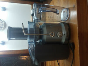 Breville Juice Fountain Electric Cold Pressed Juicer