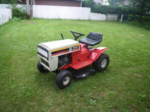 tracteur gazon yard-man