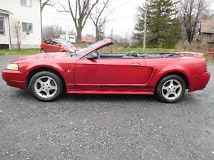 2000 Ford Mustang convertible Cabriolet